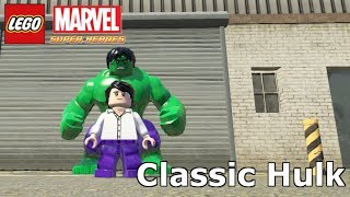 Video LEGO Marvel Super Heroes - Classic Hulk Mod MP3, 3GP, MP4, WEBM, AVI, FLV Juni 2018