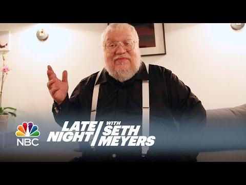 Costumes - Game of Thrones author George R.R. Martin judges Late Night fans' Game of Thrones costumes. » Subscribe to Late Night: http://bit.ly/LateNightSeth » Get more Late Night with Seth Meyers:...