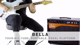 Suhr Bella Reverb Combo 22/44 Video