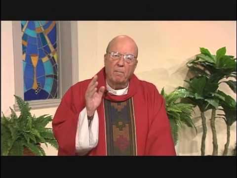 The Sunday Mass – Palm Sunday (April 13, 2014)