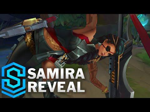 Samira Ability Reveal | New Champion