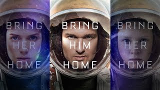 "Photoshop Tutorial: Create ""The Martian"" movie poster using Your Own Face!"
