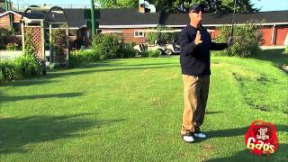 Blind Golfer Paralympic Cheater