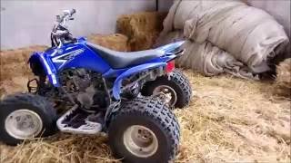 5. 2012 Yamaha Raptor 250 Walk Around!