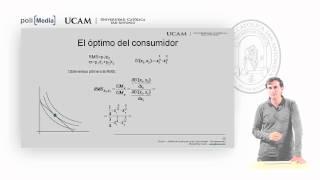 Microeconomía I - Análisis De La Conducta De Los Consumidores (11) - Alfonso Rosa García