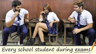 Video Every School Student During Exams    JaiPuru MP3, 3GP, MP4, WEBM, AVI, FLV Oktober 2018