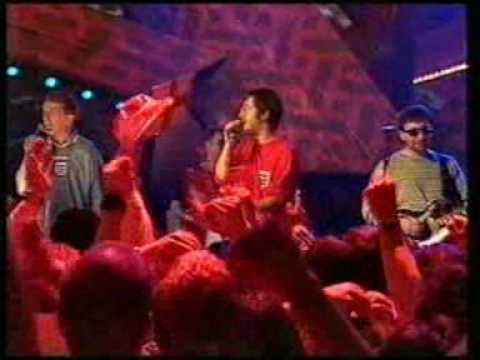 TFI Friday: Skinner, Baddiel And The Lightning Seeds Three Lions (LIVE) - EURO 96