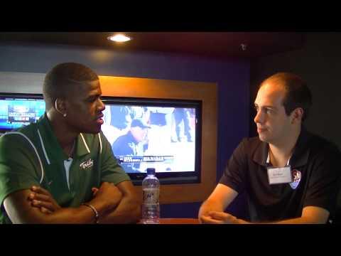 Tre McBride Interview 7/24/2014 video.