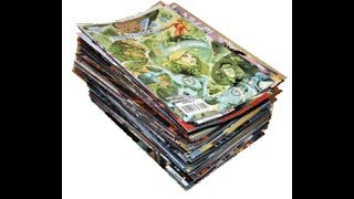 #comics #comicboooks #dc #sandman #teentitans #raven #cerebus