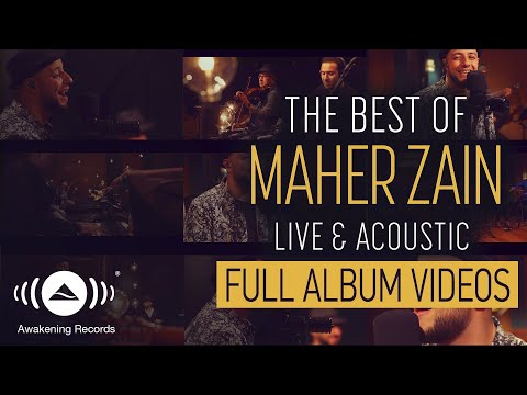 Video Maher Zain - The Best of Maher Zain Live & Acoustic - Full Album Video (Live & Acoustic - 2018) download in MP3, 3GP, MP4, WEBM, AVI, FLV January 2017