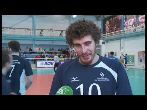 Чемпионат Тюменской области по волейболу вступает в решающую стадию