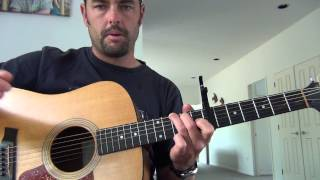 Skinny Love - Birdy / Bon Iver - Guitar Tutorial