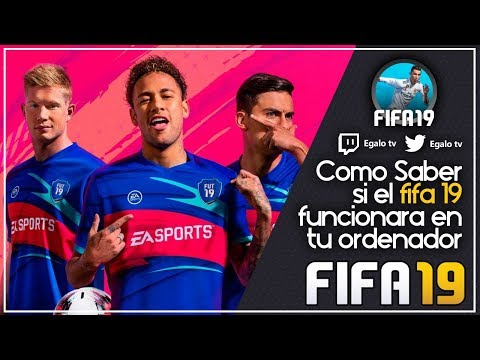 REQUISITOS FIFA 19 PARA PC
