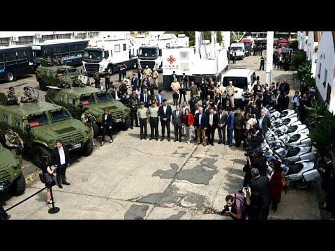 Αργεντινή: Ισχυρά μέτρα ασφαλείας εν όψει της συνόδου των G20…