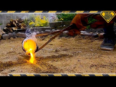 Why Magnesium Fires are SO BAD!