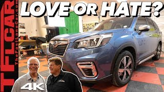 Should You Buy a New 2019 Subaru Forester? Dude I Love (or Hate) My New Ride Ep.2 by The Fast Lane Car