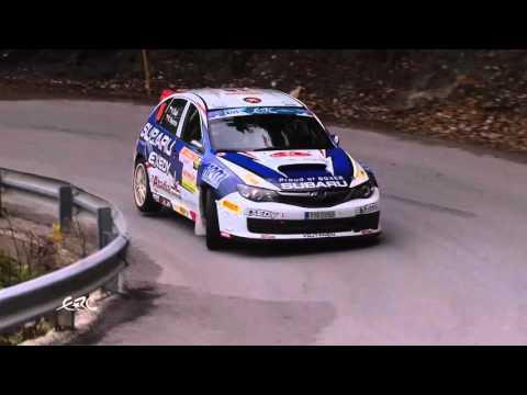 Vídeo mejores momentos etapa 1 ERC Rallye International du Valais 2015