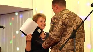 Захисників України привітали в Чорноострівській ОТГ