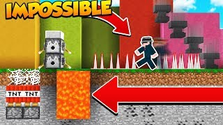 Video SI MINECRAFT ÉTAIT IMPOSSIBLE -  Minecraft MURDER MP3, 3GP, MP4, WEBM, AVI, FLV November 2017