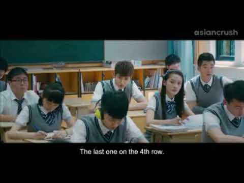 Thehottest guy in school wants to be my math tutor - 'So Young 2 Never Gone' w Kris Wu, Liu Yifei