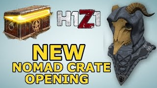 Here is my second Gold Case opening which went WAAAYYYYY better than the first one!!!! Enjoy! -- This was recorded during my live stream on twitch which I do every day! This is a Nomad Crate opening in H1Z1 King of the Kill a video game with some sweet gameplay action!!! YEAH! There MIGHT be an Ultra Rare Volcanic AK 47 in here!https://www.twitch.tv/degentphttps://twitter.com/DegenTP