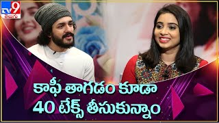 Akhil Akkineni Exclusive Interview    Most Eligible Bachelor