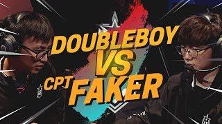 Video DOUBLELIFT/VOYBOY VS FAKER/CAPTAIN JACK (ALLSTARS 2018) MP3, 3GP, MP4, WEBM, AVI, FLV Agustus 2019