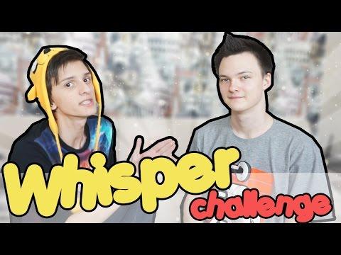 ЧТЕНИЕ ПО ГУБЁШКАМ [Whisper Challenge]