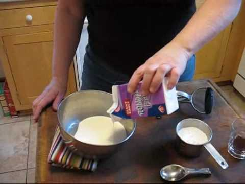 How To Make: Whipped Cream