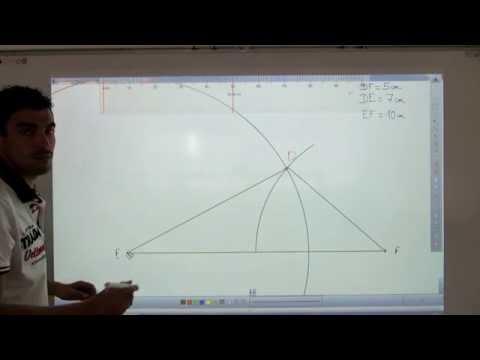 comment savoir si on peut construire un triangle