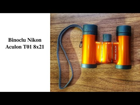 Binoclu Nikon Aculon T01