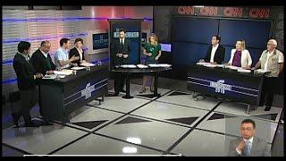 Fabián Vásquez (Unión Patriótica), Wilfredo Alfsen (Partido Humanista), Sergio Flores (Partido Igualdad), Patricia Morales (PRO), Alonso Rojas (Independiente...