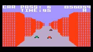 Turbo: Skill 1 (Intellivision Emulated) by TheTrickster