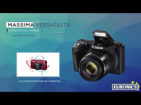 Canon   Fotocamera digitale compatta   PowerShot SX430 IS