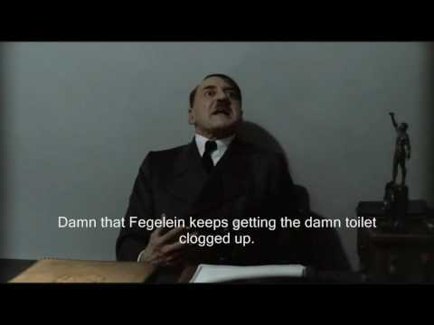 Hitler&#39;s Toilet