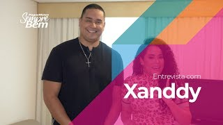 Xanddy do Harmonia do Samba revela cuidados antes dos shows