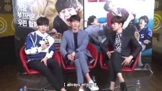 [ENGLISH SUB] Kim Woobin, Lee Junho, Kang Haneul 'TWENTY' Interview with Pikicast