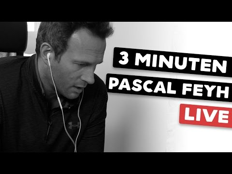 PASCAL FEYH LIVE | ONLINE BUSINESS START | EMAIL MARKETING | MOTIVATION