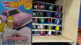 2015 N USA Hot Wheels Factory Sealed Case Unboxing Video By Race grooves
