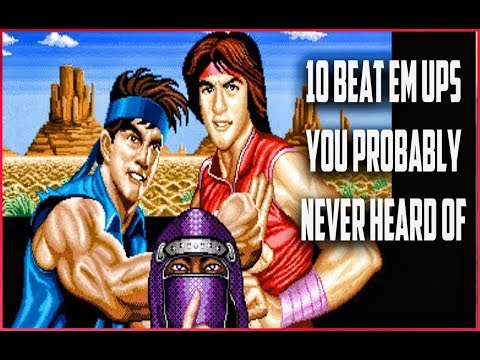 10 Beat Em Ups You Probably Never Heard Of