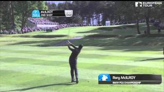 Golf Shots of the Year 2014 - European Tour