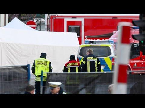 Volkmarsen (Hessen): Auto-Attacke mit 52 Verletzten,  ...