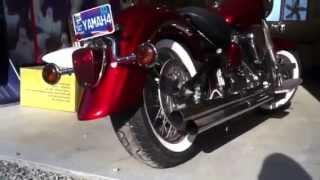 9. 2001 Yamaha Roadstar 1600
