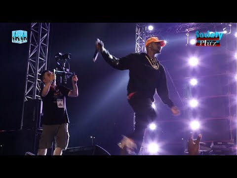 """KIZZ DANIEL PERFORMS """"ONE TICKET"""" AT THE URBAN MUSIC FESTIVAL"""