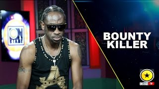 Bounty Killer: Chats Kartel, Mavado, Aidonia, Fulfills Do-Good Promise