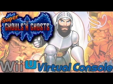 Super Ghouls'n Ghosts Wii U