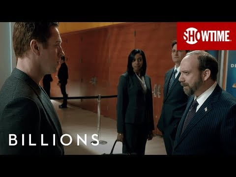 Billions 1.01 (Clip 'I Know Your Act')