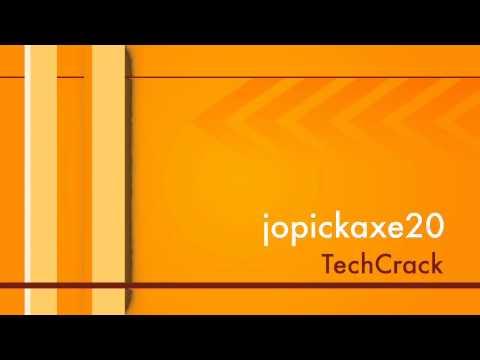 TechCrack - mein intro was ich ab sofort verwenden werde! Mein Minecraft Server: techcrack.minecraft.to.