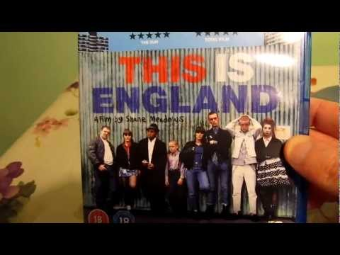 Unboxing This Is England 2006 Blu-ray Starring Thomas Turgoose