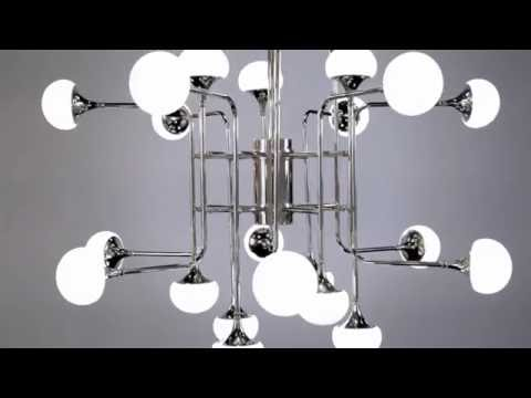 Video for Fleming Aged Brass LED Two-Light Wall Sconce